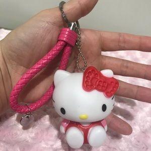 ✨✨✨PRICE IS FIRM!! Hello Kitty Keychain✨✨✨